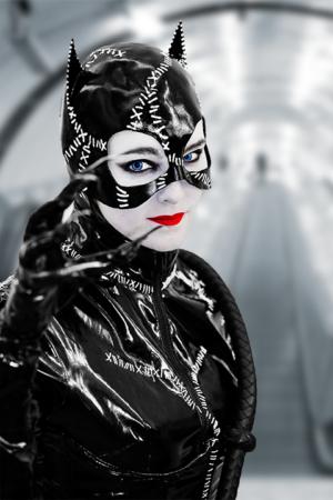 Foto von Catwoman