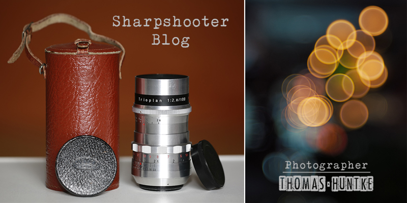 Sharpshooter Blog Titel