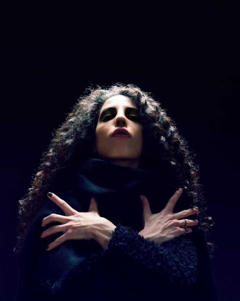 Valentina as Freddie Mercury